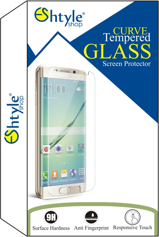 Jaune Tempered Glass Guard for Samsung Galaxy Z1