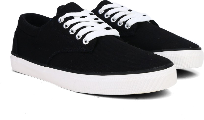Peter England PE Canvas Shoes