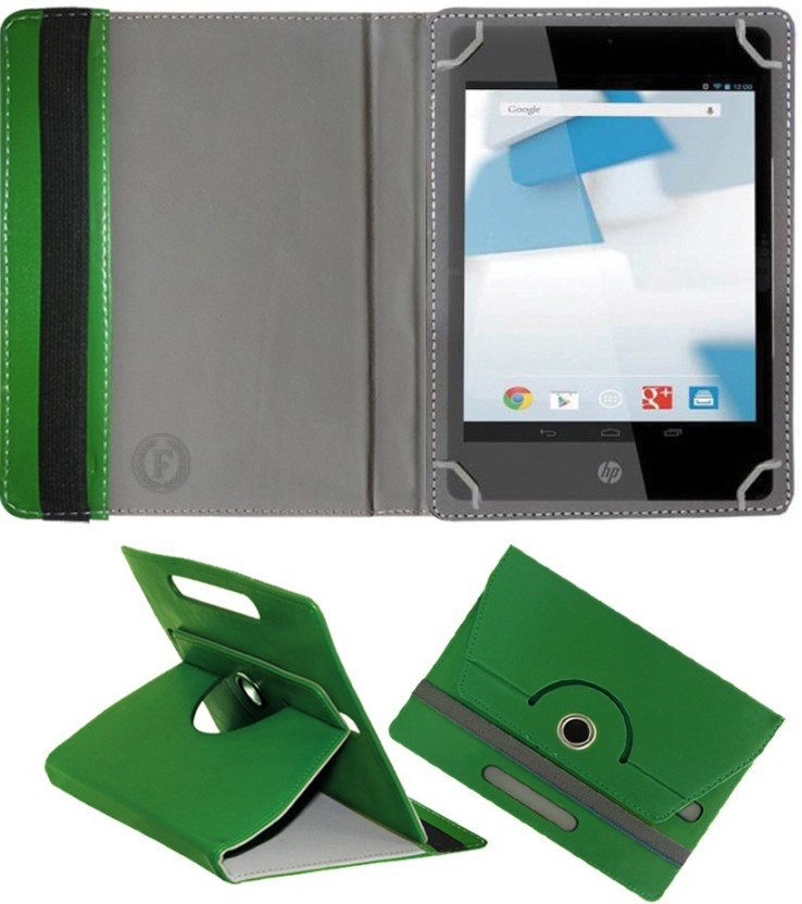 Fastway Book Cover for HP Slate 8 Plus 16 GB 3G Calling Tablet
