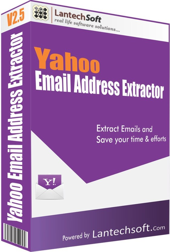Lantech Soft Yahoo Email Address Extractor
