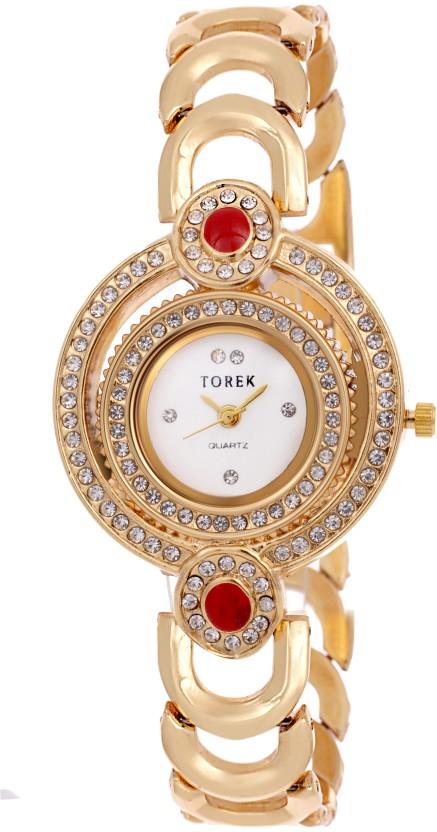 TOREK Latest Model New Generation Fashionable MMJDSJH 2384 Watch  - For Girls