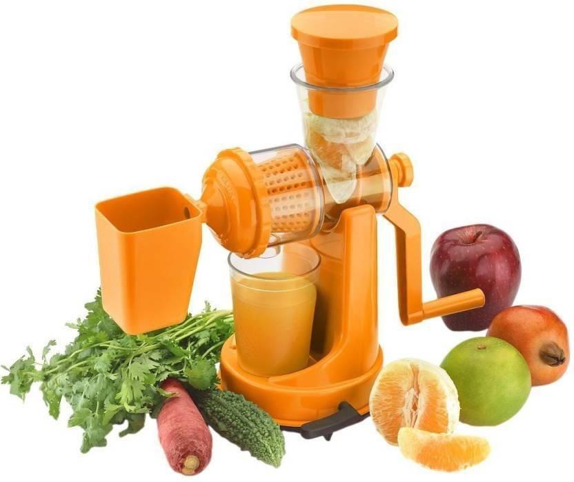 Nightstar Fruit and Vegetable Juicer Orange 0 Juicer