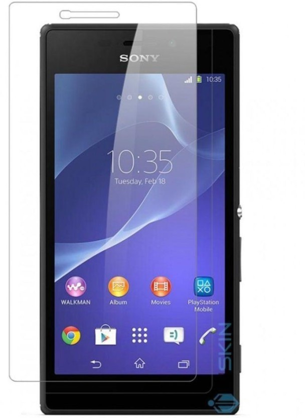 RDcase Screen Guard for Sony Xperia M2
