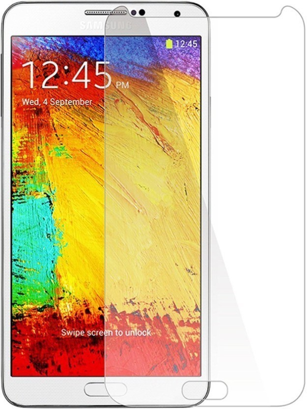 BlackBug Tempered Glass Guard for SAMSUNG GALAXY NOTE 5 SCREEN PROTECTOR,SCREEN GUARD (CLEAR HD) 0.3MM,2.5D