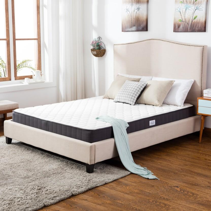 Perfect Homes by Flipkart 7 inch Queen Bonnell Spring Mattress