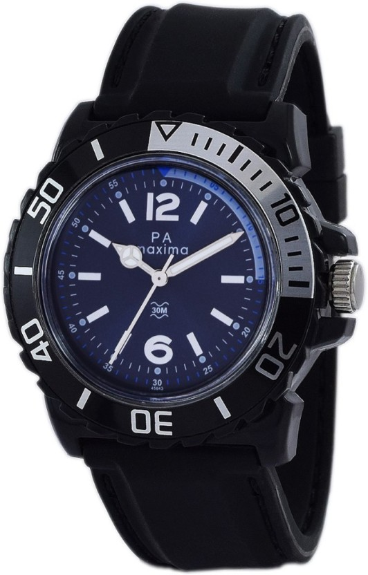 Maxima O-45843PPGW Watch  - For Men