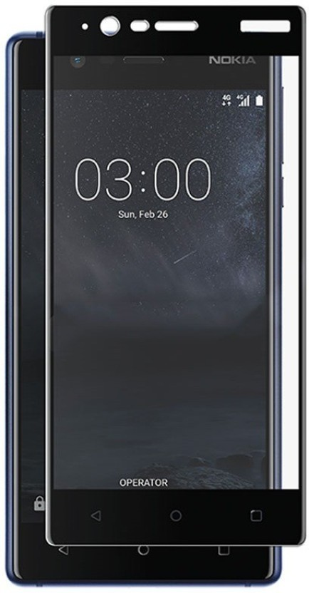 Furious3D Tempered Glass Guard for Nokia 3