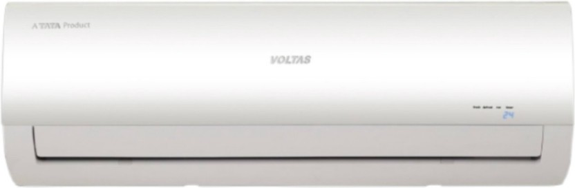 Voltas 2 Ton 5 Star BEE Rating 2017 Split AC  - White