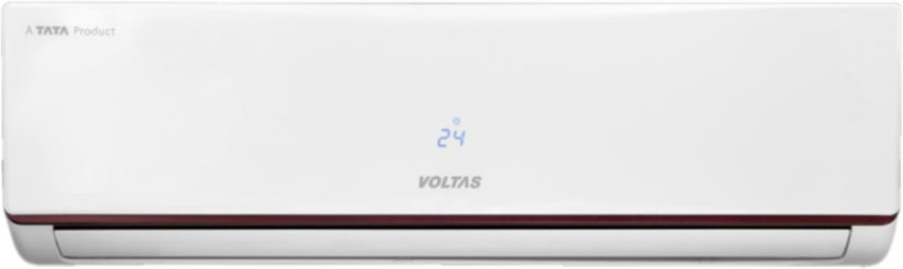 Voltas 1.5 Ton 5 Star BEE Rating 2017 Split AC  - Silver