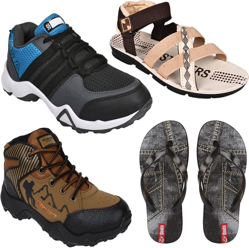 Oricum COMBO(O)-610-606-946-653 Running Shoes For Men