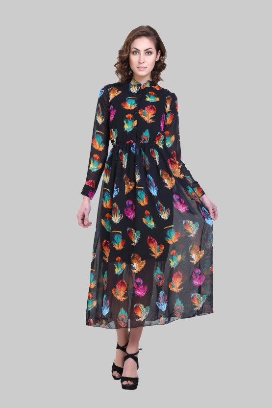 Decot Paradise Printed Women