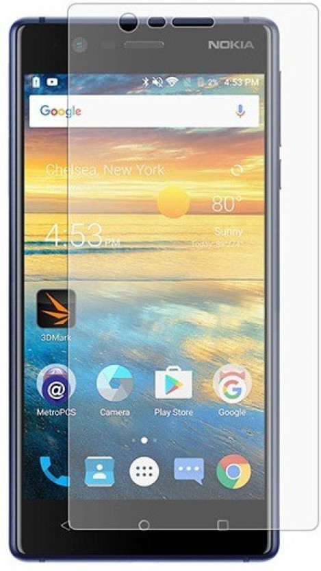 Openbuy Tempered Glass Guard for Nokia 3