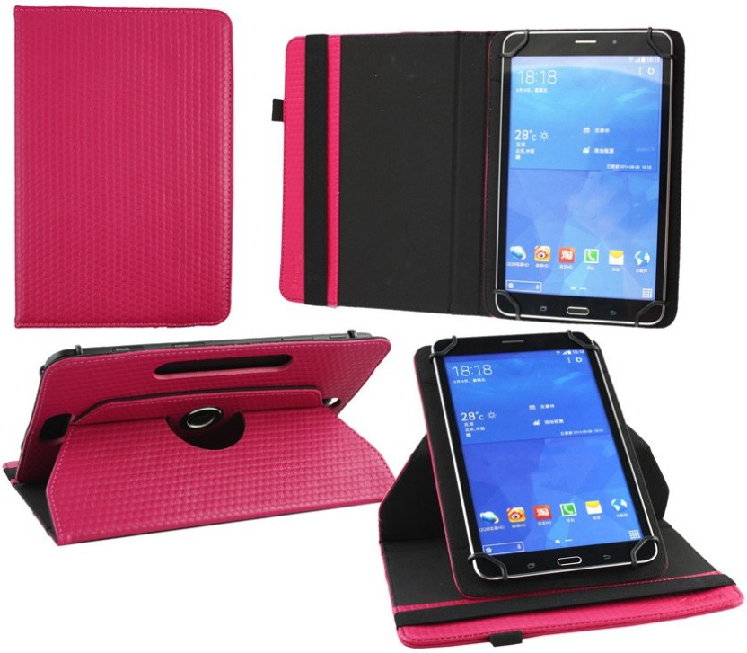 Emartbuy Flip Cover for PolaTab Elite Q10.2 Tablet 2015 10 Inch