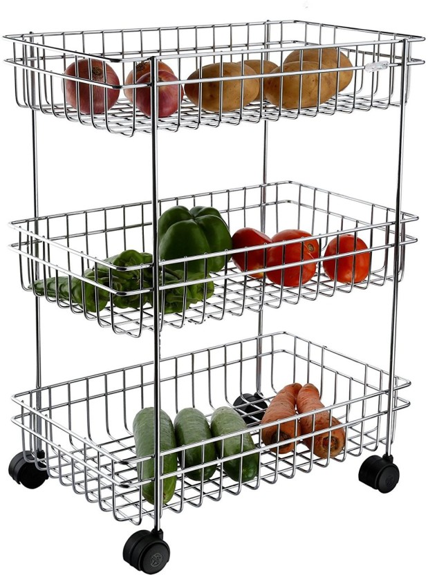ALPYOG Stainless Steel Kitchen Rack