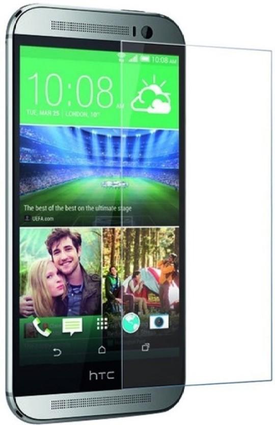 Friend Mild Tempered Glass Guard for HTC Desire 620G dual sim