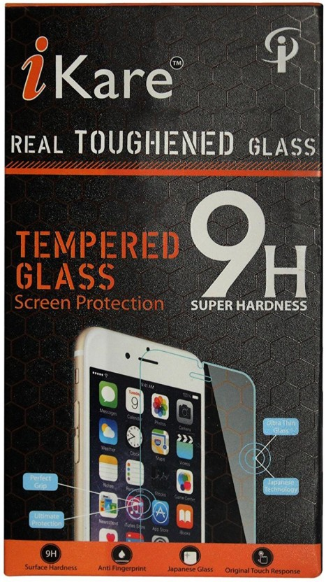 iKare Tempered Glass Guard for Gionee P3S (Pack of 2)