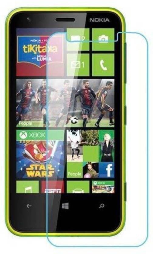 BlackBug Tempered Glass Guard for Nokia Lumia 620 SCREEN PROTECTOR,SCREEN GUARD (CLEAR HD) 0.3MM,2.5D