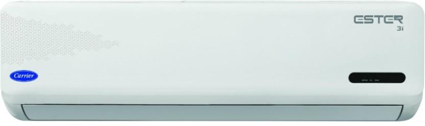Carrier 1.5 Ton 3 Star BEE Rating 2018 Inverter AC  - White
