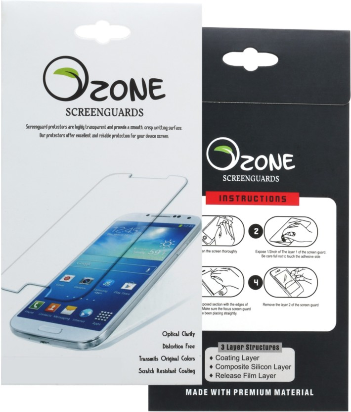 Ozone Screen Guards Tempered Glass Guard for HTC One M8