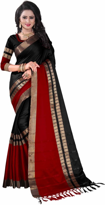 Bombey Velvat Fab Printed, Embellished, Self Design, Floral Print, Geometric Print, Solid, Applique, Paisley, Checkered, Striped Daily Wear Georgette, Chiffon Saree
