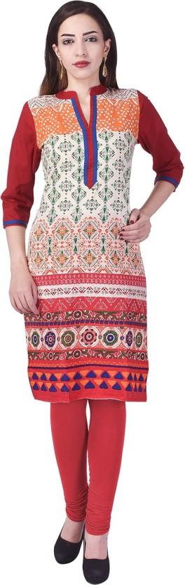 Meher Impex Casual Printed Women Kurti