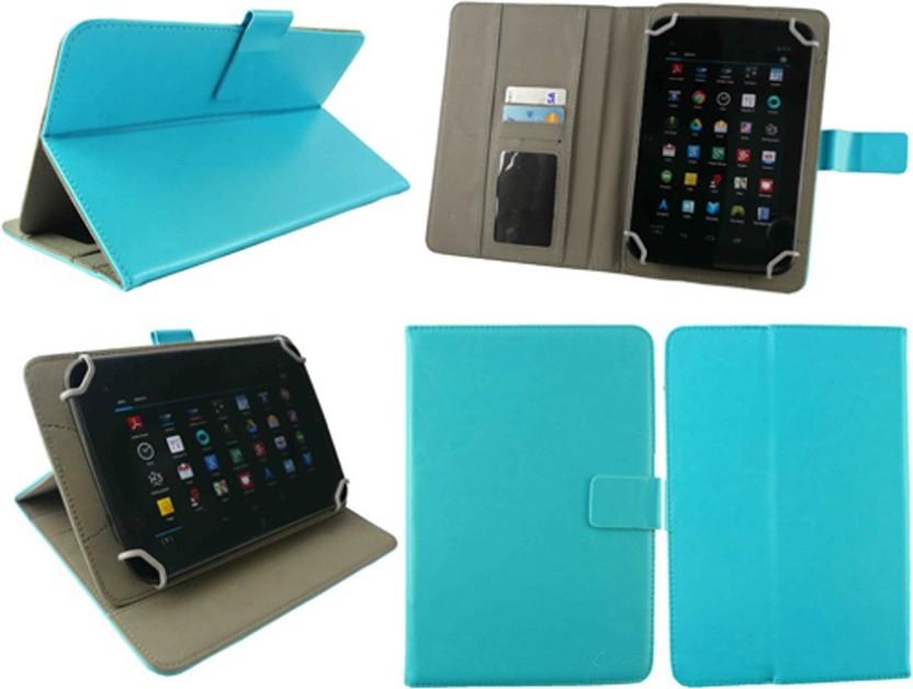 Emartbuy Wallet Case Cover for PolaTab Elite Q10.2 Tablet 2015 10 Inch