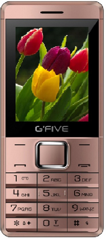 Samsung Z4 (Gold, 8 GB)