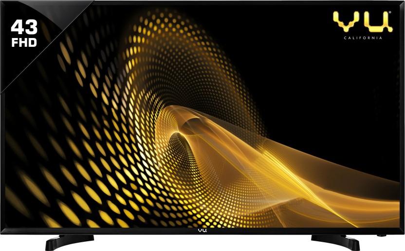 Vu 109 cm (43 inch) Full HD LED TV