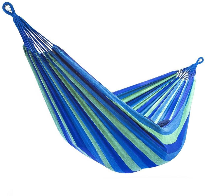 Iris Portable Camping Outdoor Cotton Hammock