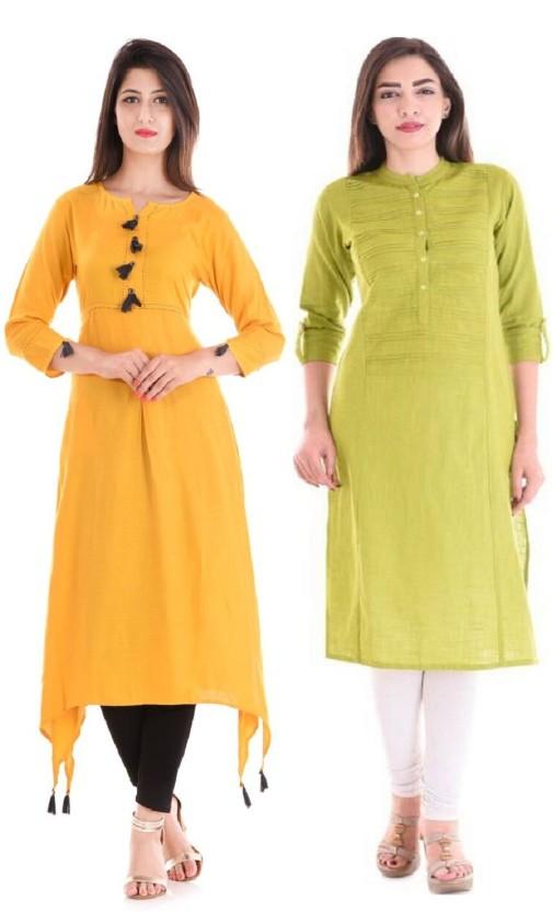 Rakshita Collection Casual Self Design Women