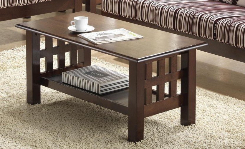 RoyalOak Sydney Solid Wood Coffee Table
