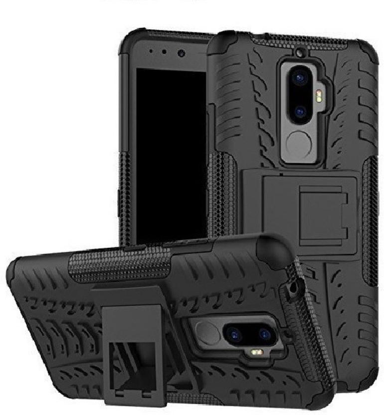 CASEJUNCTION Back Cover for Lenovo K8 Plus