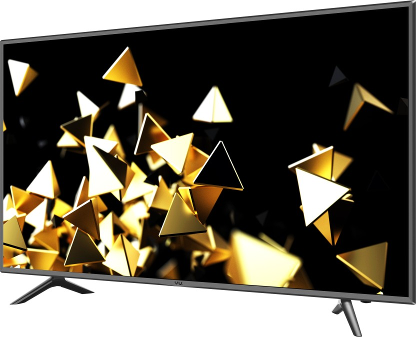 Vu 127 cm (50 inch) Ultra HD (4K) LED Smart TV