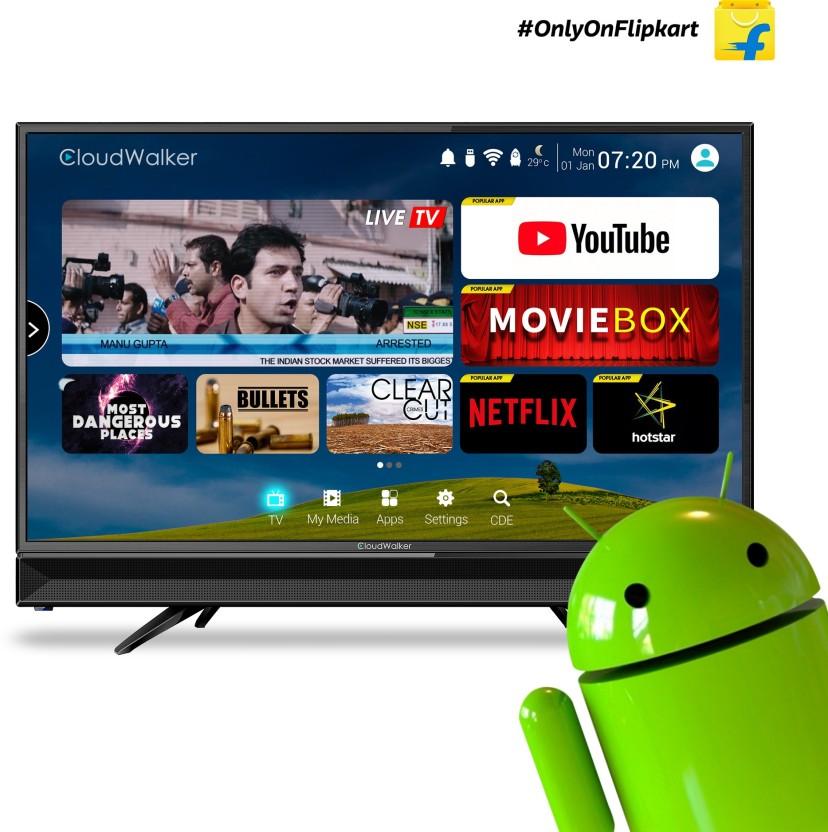 Vu 98 cm (39 inch) Full HD LED TV