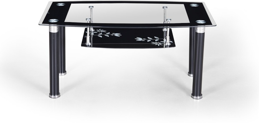 RoyalOak LAVA Glass Coffee Table