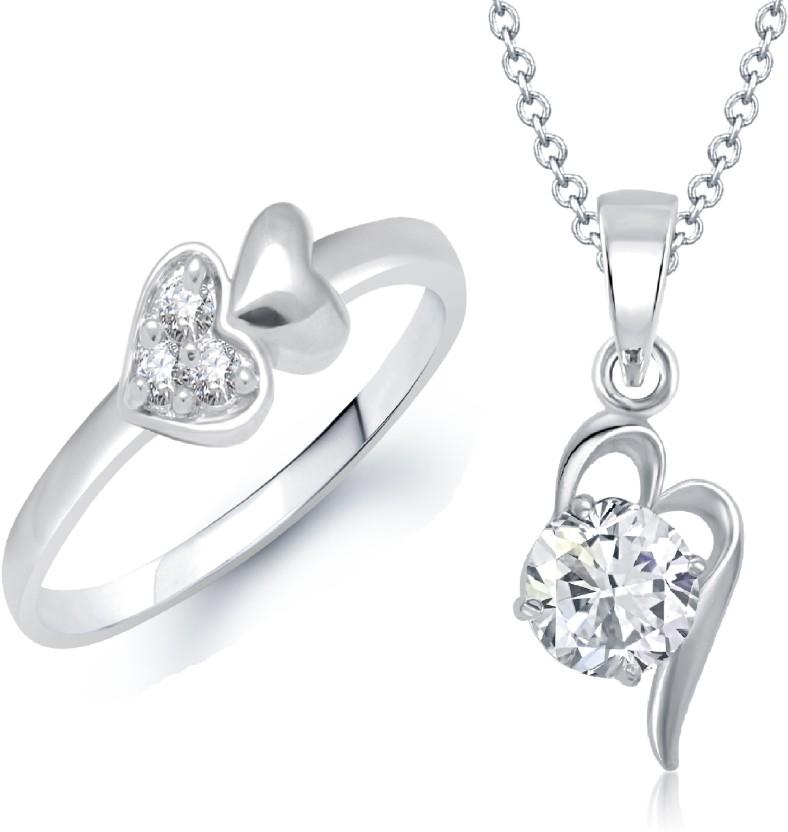 VK Jewels Alloy Jewel Set