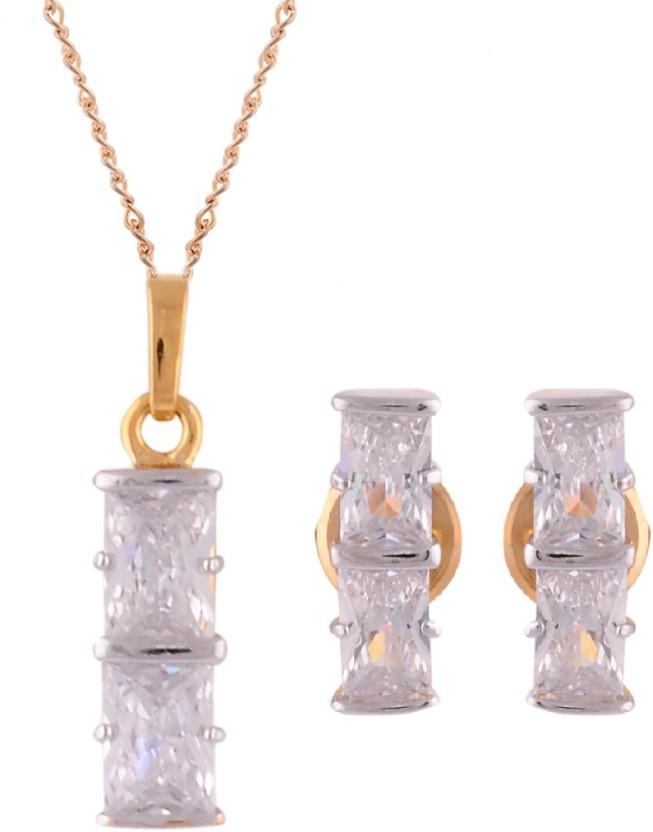 Affinity Jewellers Alloy Jewel Set
