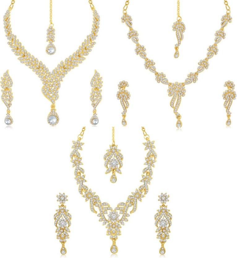 Sukkhi Zinc Jewel Set