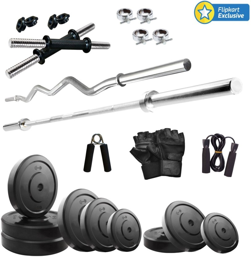KRX 20 KG COMBO 2 Home Gym Kit
