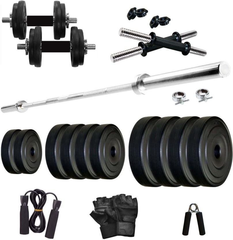 KRX 20 KG COMBO 9 WB Home Gym Kit