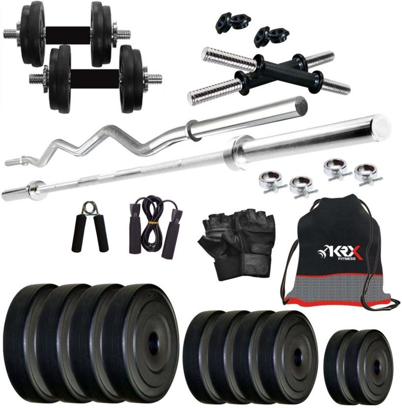 KRX 30 KG COMBO 2 Home Gym Kit
