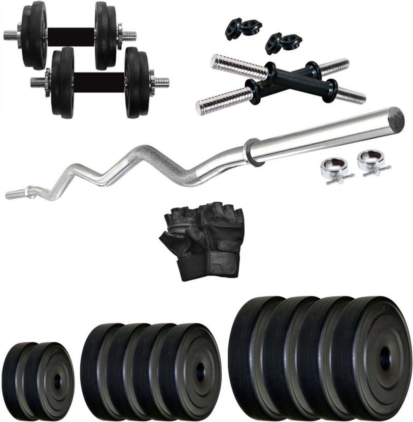 KRX 20 KG COMBO 4 WB Home Gym Kit