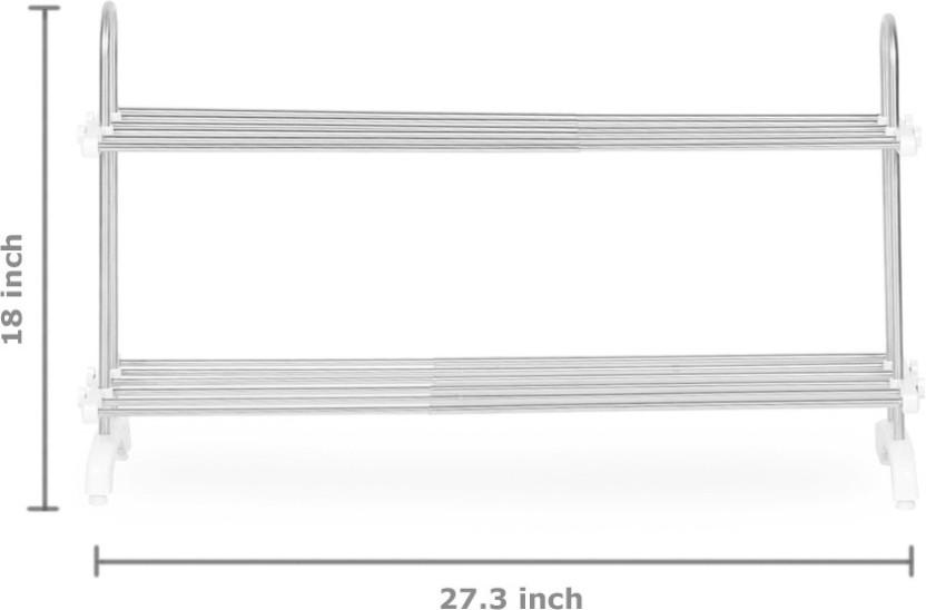 Pearl Stainless Steel Shelf Steel Kitchen Rack