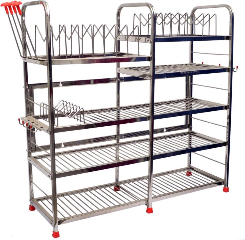 Maharaja Stainless Steel Kitchen Rack
