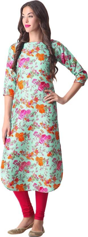 Libas Floral Print Women