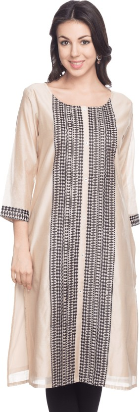 Kashish by Shoppers Stop Embroidered Women