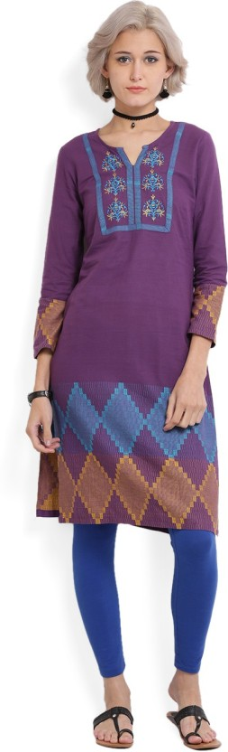Aurelia Self Design Women