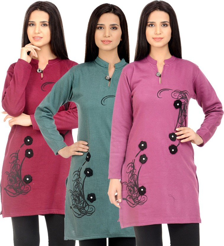 Christy World Casual Solid Women