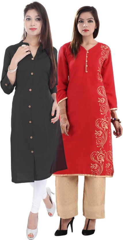 Rama Casual Embellished, Embroidered Women