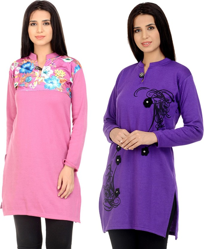 Rakshita Collection Casual Self Design Women